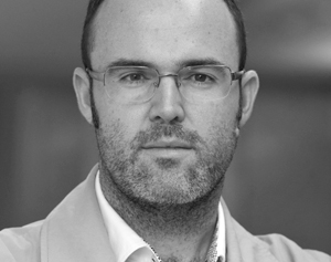 Leandro Pérez. Foto de Félix Ordóñez